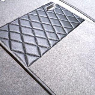 BMW E9 2500 2800 3.0 CS CSi Carpet set interior velours grey + nubuck