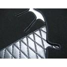 Carpet set interior velours black BMW E9 2500 2800 3.0 CS CSi