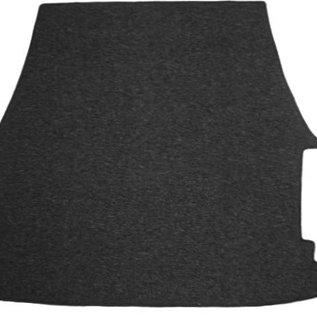 BMW E9 2500 2800 3.0 CS CSi Trunk carpet mat velours grey + nubuck binding