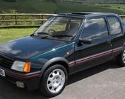 205 + GTi + Cabriolet 1983-1998