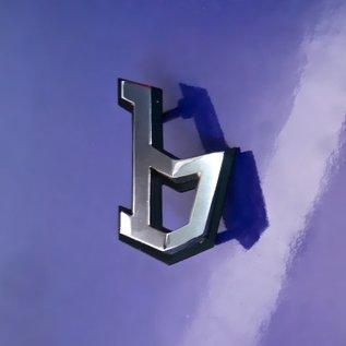 Maserati Khamsin Emblème logo Bertone