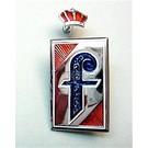 Emblème Pininfarina avec couronne séparée