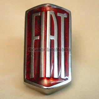 Fiat 500 C Topolino Emblem front
