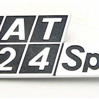 Fiat 124 Special 1970-1974 script