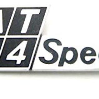 Fiat 124 Special T 1970-1974 script