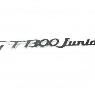 Alfa Romeo Bertone GTJ Script rear GT 1300 Junior