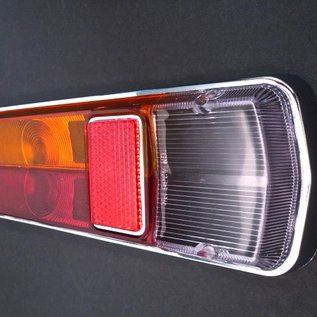 Lamborghini Islero Lens rear left Altissimo