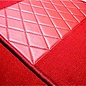 Mercedes-Benz W116 S + SE 1972-1980 Carpet set interior velours red