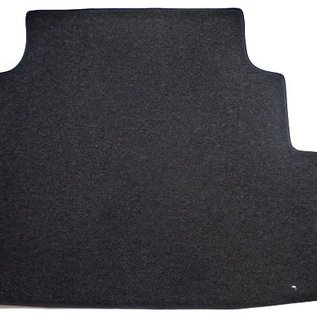 Fiat 124 Sport Coupe AC BC 1967-1972 Trunk mat velours dark blue
