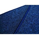 Trunk mat loop dark blue Fiat 124 Sport Coupe AC BC 1967-1972