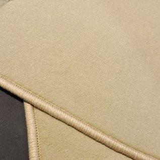 Mercedes-Benz W111 Coupe 220 250 280 SE 1961-1969 Carpet set interior velours cream