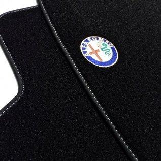 Alfa Romeo AlfaSud + Ti Floor mat set velours ALFA ROMEO