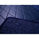 Tapis de sol premium boucle bleu foncé BMW 1500 1600 1800 2000 1962-1972