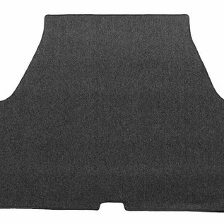 BMW 1500 1600 1800 2000 1962-1972 Trunk carpet mat loop dark grey + nubuck binding