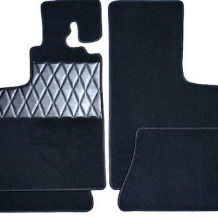 Renault Alpine A310 Floor mat set premium velours black
