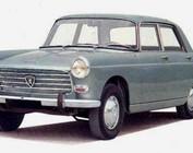 404 Sedan 1960-1975