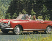 404 Coupe + Cabriolet 1961-1968