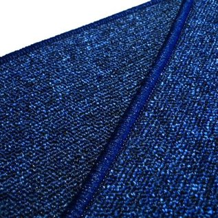 Peugeot 404 Coupe + Cabriolet 1961-1968 Carpet set interior loop dark blue