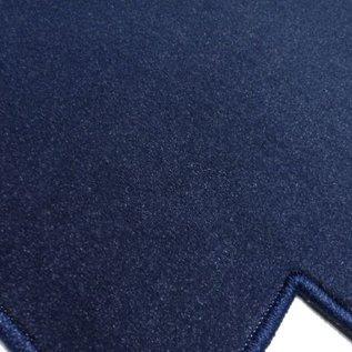 Peugeot 404 Coupe + Cabriolet 1961-1968 Carpet set interior velours dark blue