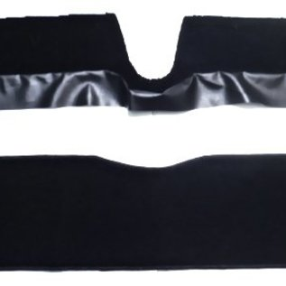 Alfa Romeo Spider Duetto 1966-1969 Carpet set interior velours black