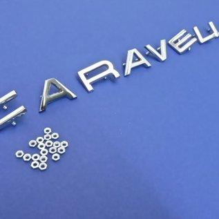 Renault Caravelle Sigle avant Caravelle