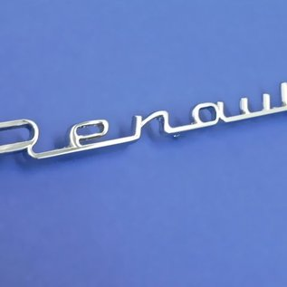 Renault Floride + Caravelle Sigle aile avant Renault