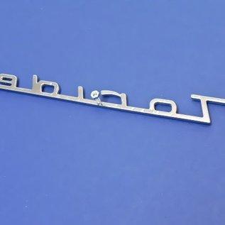 Renault Floride Script front fender Floride