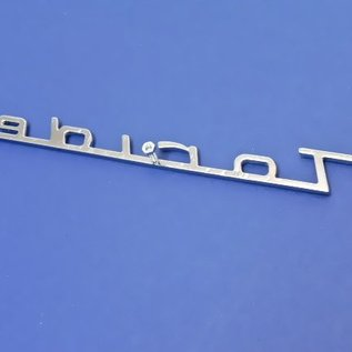 Renault Floride Sigle aile avant Floride