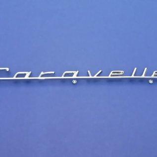 Renault Caravelle Sigle aile avant Caravelle