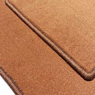 Mercedes-Benz W123 Coupe Carpet set interior velours cognac