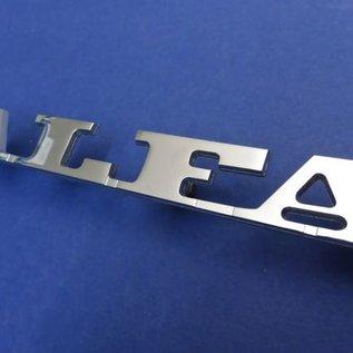Alfa Romeo Montreal Script rear