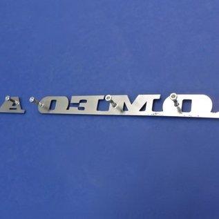 Alfa Romeo Montreal sigle arrière