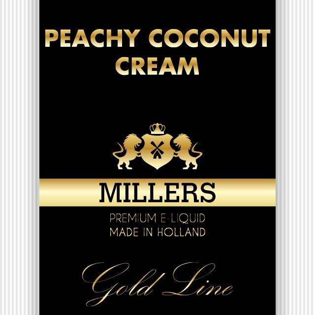 liquid-millers elektrische-sigaret-Peachy