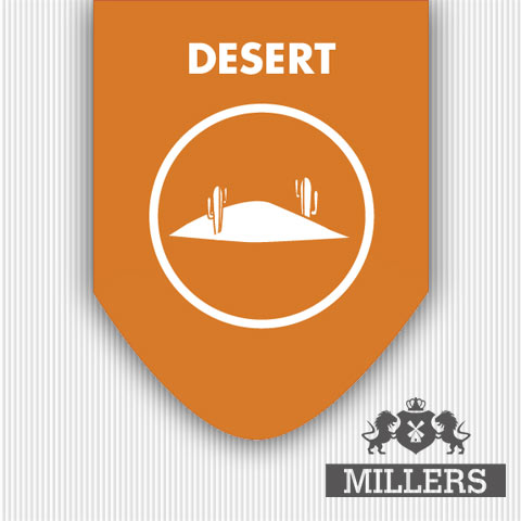 Silverline Millers Juice desert