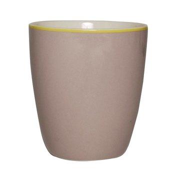 Aspegren Porseleinen mok - grijs
