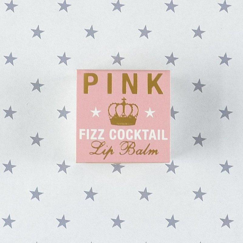 Lipbalsem Pink Fizz Cocktail
