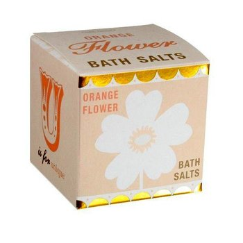 Bath House Badzout Orange Flower