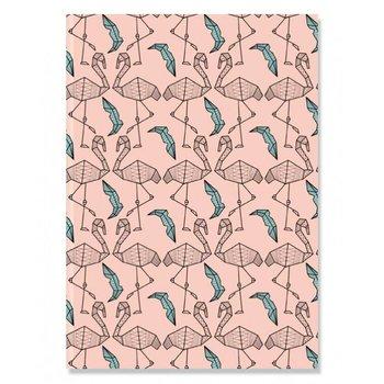 Pillah Studio Notebook A5 Flamingo