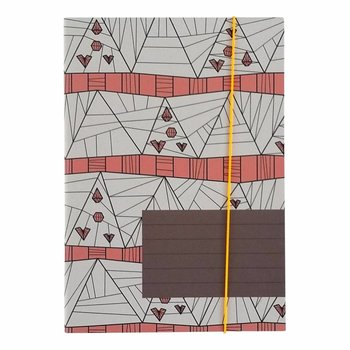 Pillah Studio Notebook A6 'in to the woods'