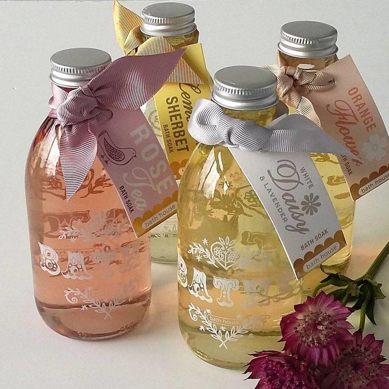 Bath Soak White Daisy & Lavender
