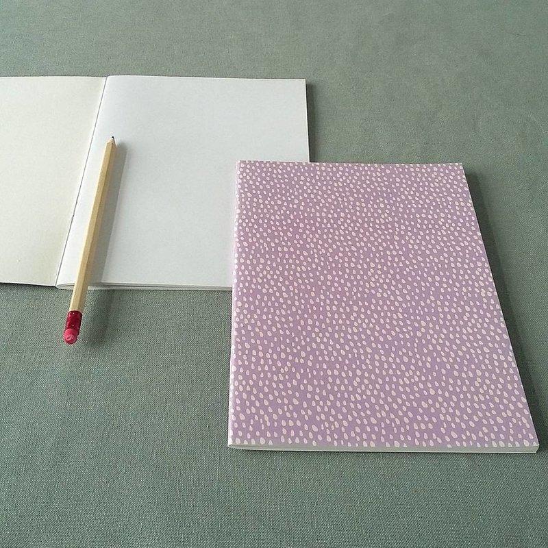 Set van 2 notitieboeken Rainy