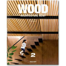 Wood Architecture Now! Vol. 2 taschen