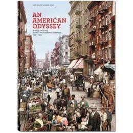 American Odyssey taschen