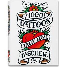 1000 Tattoos taschen