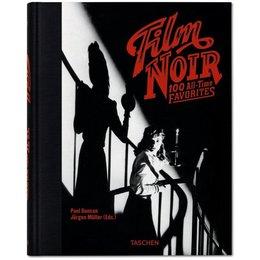 100 All-Time Favorite Film Noir taschen