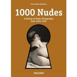 1000 Nudes taschen