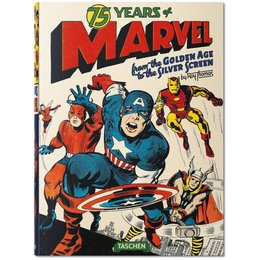 75 Years of Marvel taschen