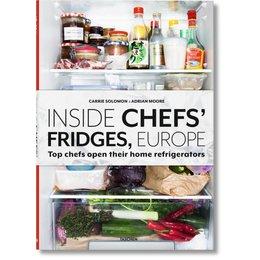 Inside Chefs Fridges. Europe