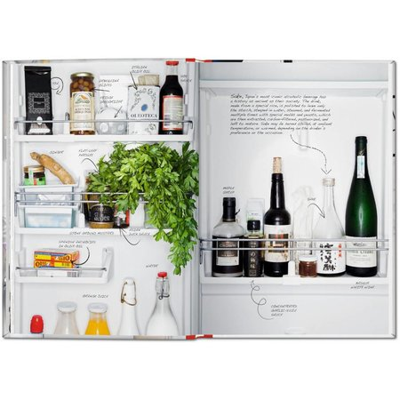 Inside Chefs' Fridges, Europe. Top chefs open their home refrigerators