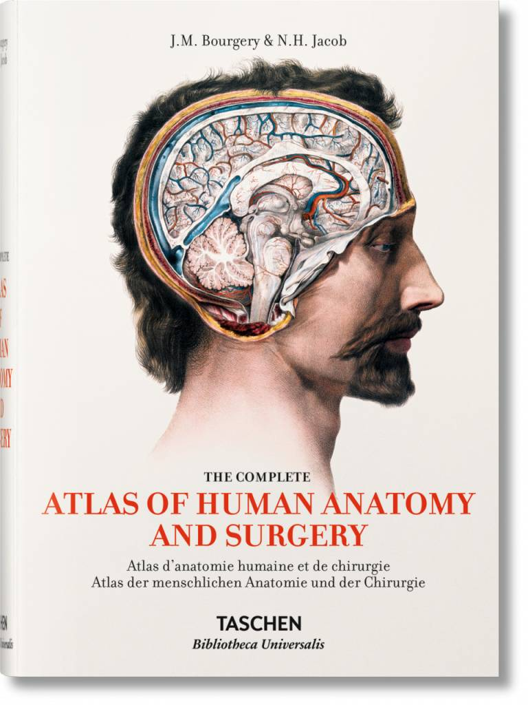 Bourgery. Atlas of Human Anatomy and Surgery - TaschenBoekhandel